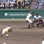 【甲子園】済美高校・矢野が大会史上初の逆転サヨナラ満塁ホームラン!