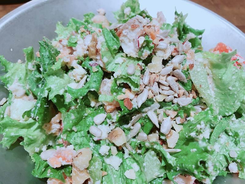 D.I.Y.サラダ&デリカテッセンのチョップドサラダ
